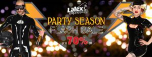 LatexEXPRESS 2016 Sept. Flash Sale