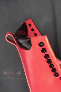RED SERGEANT RUBBER BOOTS 2