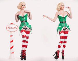 PVC Elf Costume
