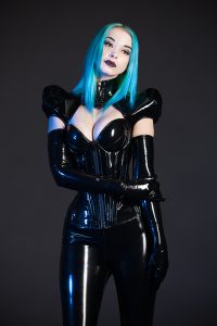 Monarch PVC shrug 2