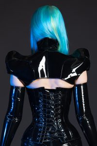 Monarch PVC shrug 3