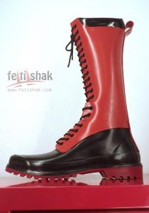 DUKE RUBBER BOOTS 1