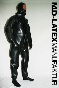 Black Drysuit