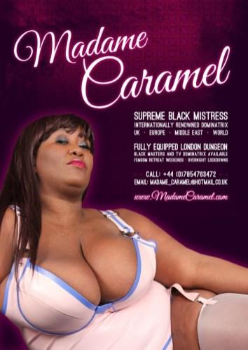 madame caramel
