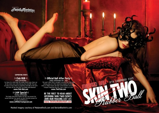 Skin Two Rubber Ball Programme