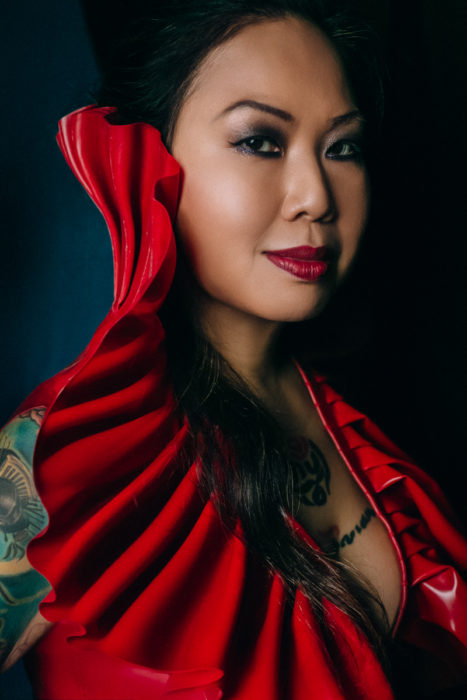 Madame Li Ying London Asian Dominatrix