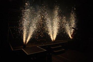 Indoor Feuerwerk SAM&more