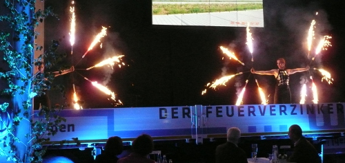 Pyroshow Indoor