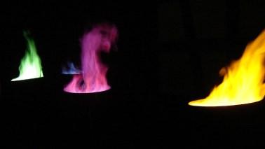 Feuerdekoration