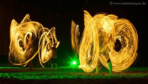 Feuershow Kaltenberger Ritterspiele