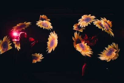 LED-Show Firmengala