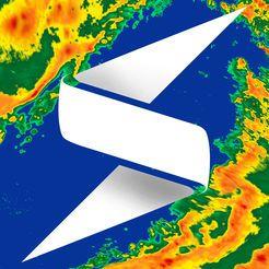 Storm Radar – Unwetter App weltweit