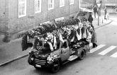 Beerdigung Wassermeister 1965