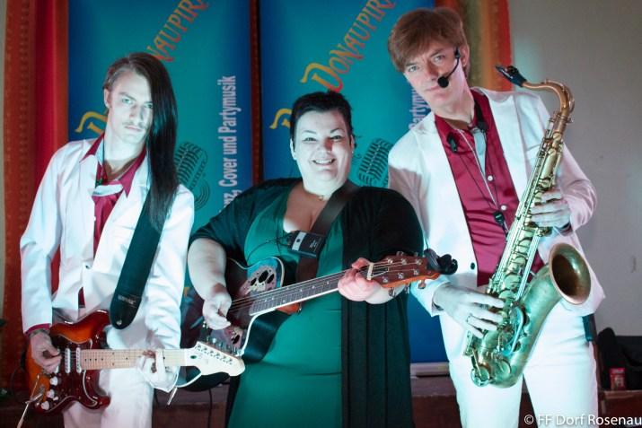 "Musikgruppe: ""Die Donaupiraten"""