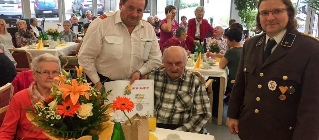 29.06.2018, 91er Geburtstag Johann Tüchler