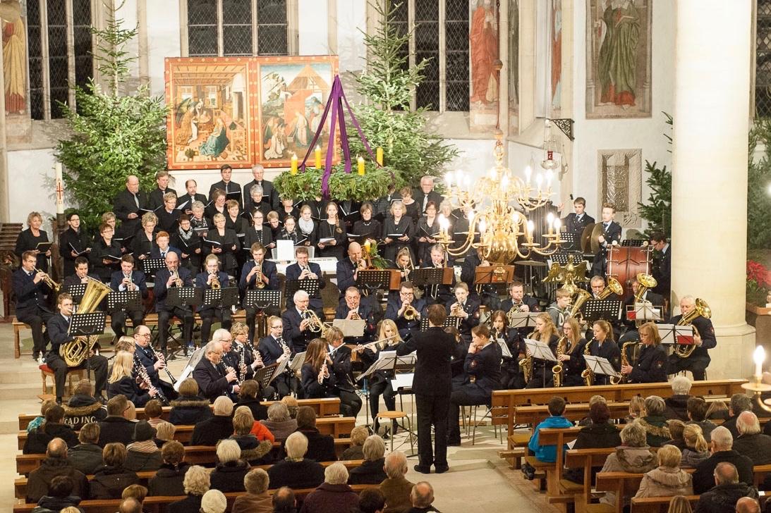 Vorweihnachtliche Klänge in der Brictius-Kirche