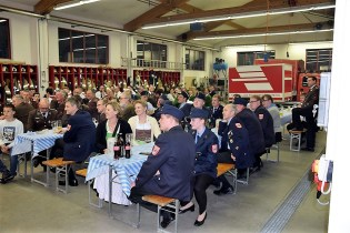 Florianifeier 2016 – Zu Besuch war die Freiwillige Feuerwehr aus Murnau, Foto: Freiwillige Feuerwehr Mieming