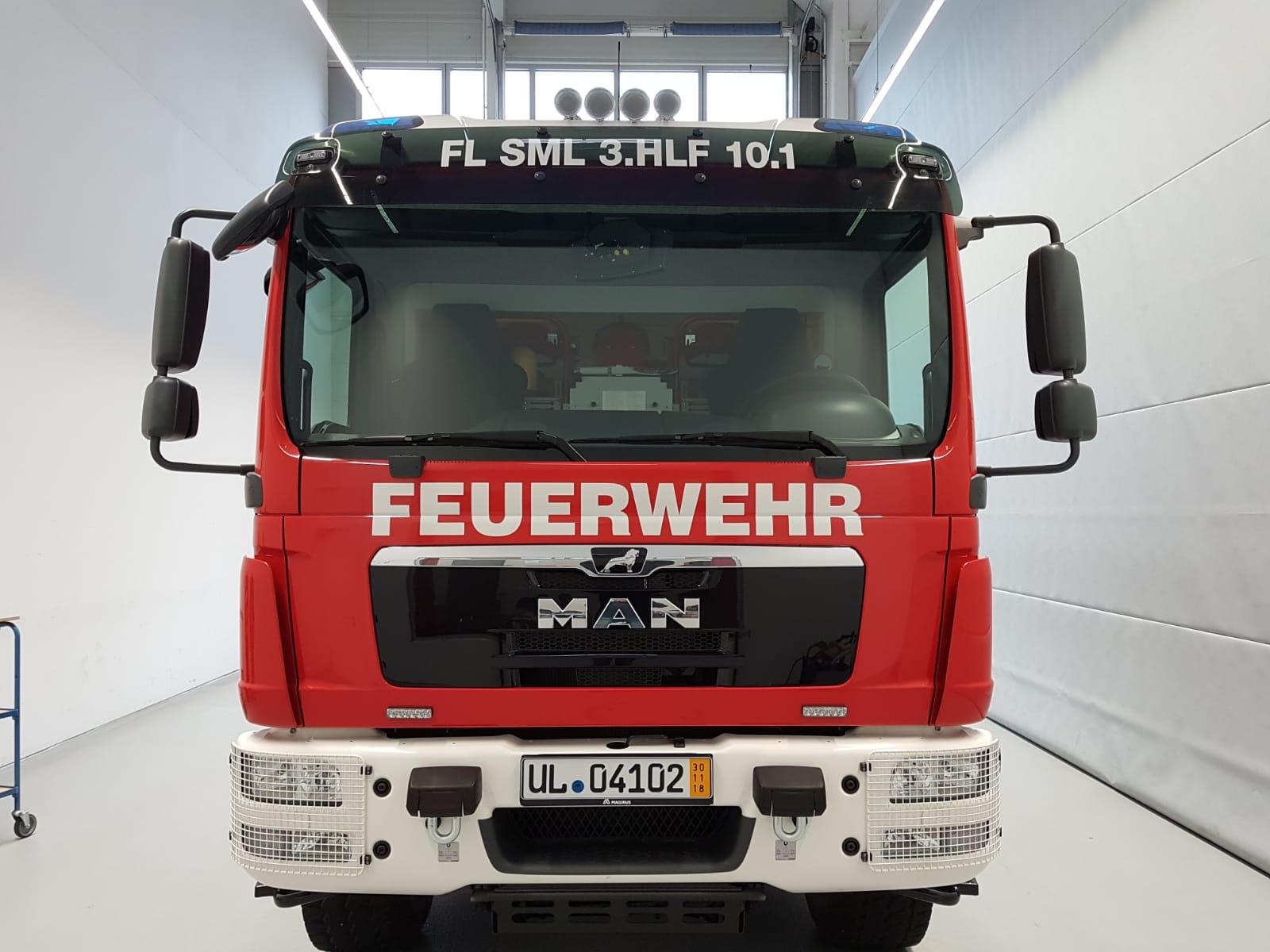 Neues HLF der Löschgruppe Bödefeld