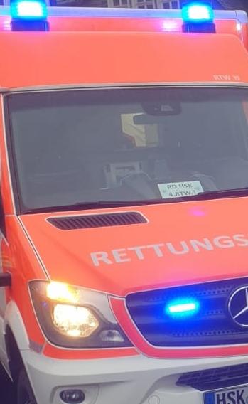 Schwerer Verkehrsunfall mit sieben Verletzten