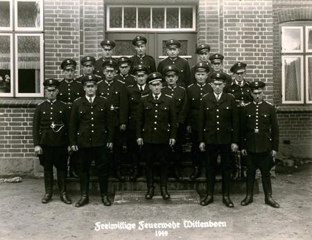 Gruppenfoto 1949