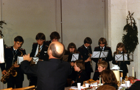 1980 Jugendmusikzug