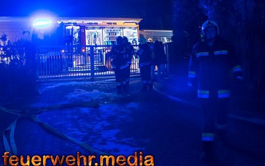 Wohnungsbrand in der Langenloiserstraße