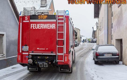 Zwei Verkehrsunfälle innerhalb von einer Stunde in Krems
