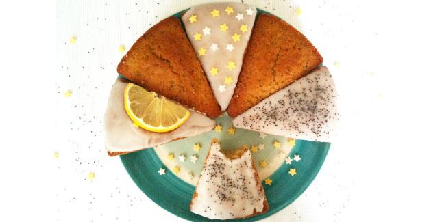 Recette du cake citron pavot - Feuille de choux