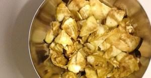 Recette des cannellonis végétariens - Feuille de choux
