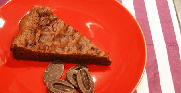 Le gâteau au chocolat indémoulable de Trish Deseine - Feuille de choux