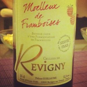 Vin de framboise - Feuille de choux