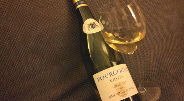 Découverte du vin de Bourgogne Chitry - Feuille de choux