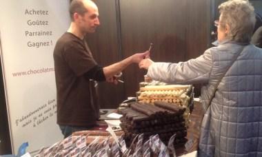 Découverte des pâtes à tartiner Matis - Feuille de choux