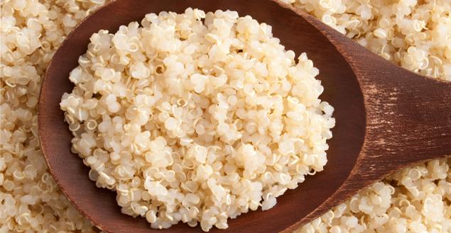 Tout savoir sur la quinoa - Feuille de choux