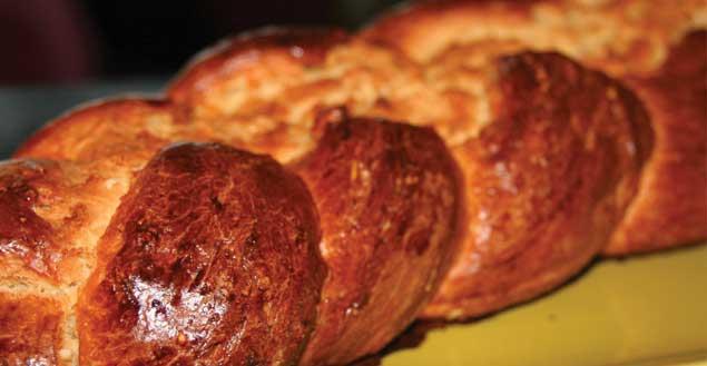 Brioche vendéenne recette de la meilleure brioche vendéenne Feuille de choux