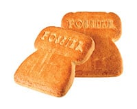 Biscuits champenois fossier