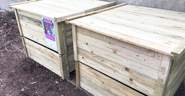 Installer un compost, témoignage d'Aurélie- Feuille de choux