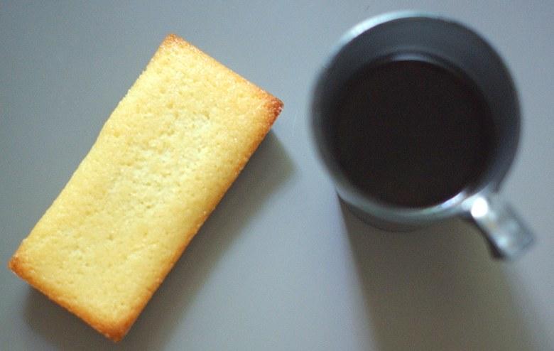 Financier adoré vanille recette facile-Feuille de choux