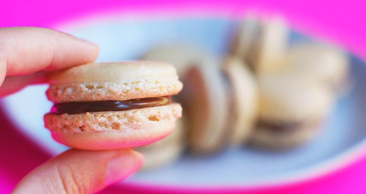 Recette de macarons faciles - Feuille de choux