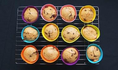 Muffin sans sucre