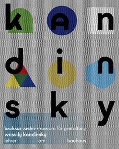 """""""Wassily Kandinsky. Lehrer am Bauhaus"""". Ausstellung in Berlin"""