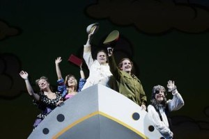 """Operette """"Candide"""" im Hessischen Staatstheater Wiesbaden"""