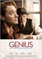 """Neu im Kino: """"Genius – Die tausend Seiten einer Freundschaft"""" mit Colin Firth und Jude Law"""