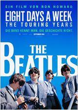 """Neu im Kino: """"Eight Days a Week – The Touring Days"""". Bisher unveröffentlichtes Bild-und Tonmaterial der Beatles"""