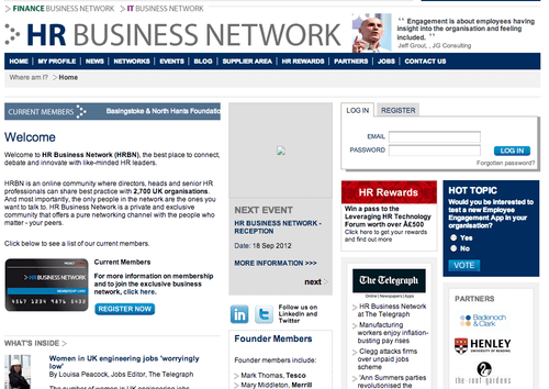 HRBusinessNetwork