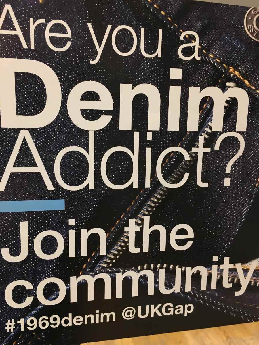 Who wants to be in the Denim community?