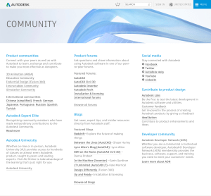 A Detailed Breakdown of Autodesk's Online Community