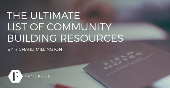 Community building resources