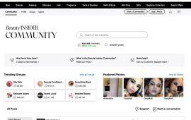 Sephora's Homepage Update