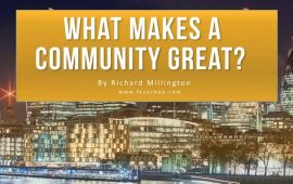 What Makes A Community Great?